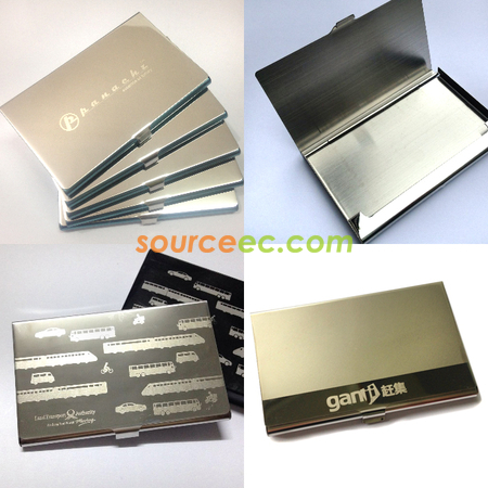 Metal Business Card Holder Source EC Gift